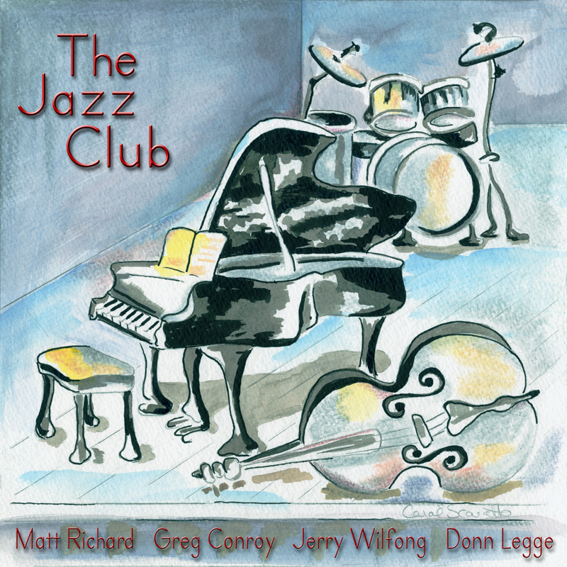 Jazz Club CD photo